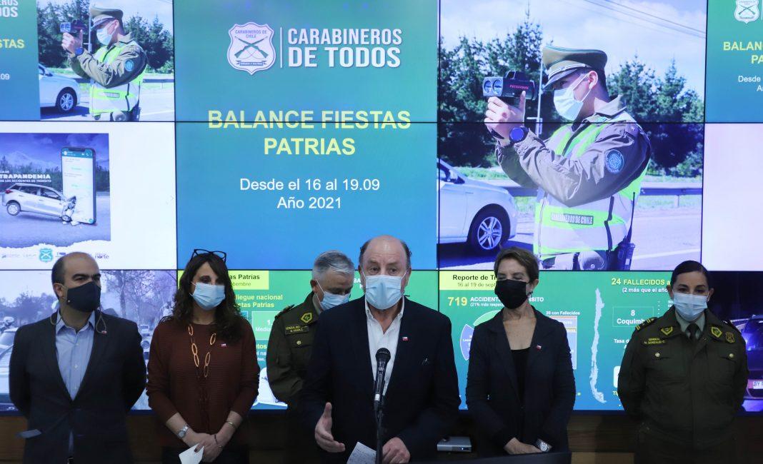 balance MOP fiestas patrias 2021