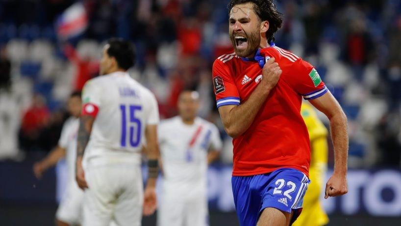 Eliminatoria 2021 Chile Paraguay